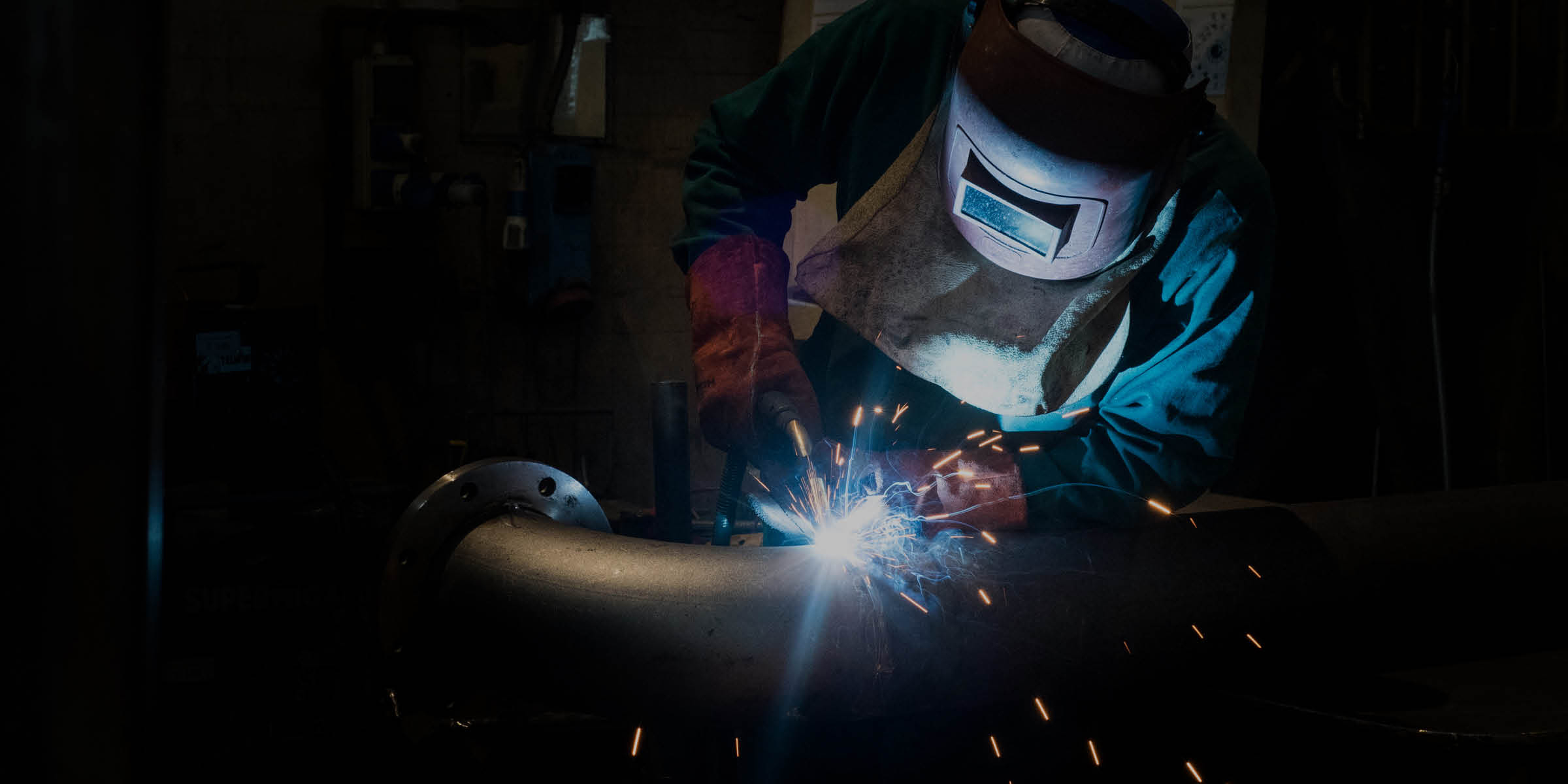 Metalworking, pipework and welding